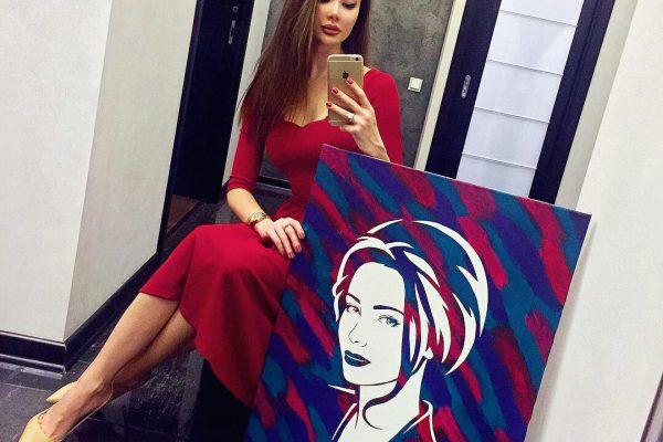 Флип Флоп портрет заказать в Туле, Калуге, Москве
