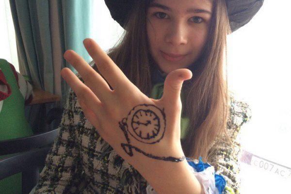 Заказать Мехенди роспись хной на теле в Туле, Москве