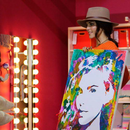 Флип Флоп портрет заказать в Туле, Москве