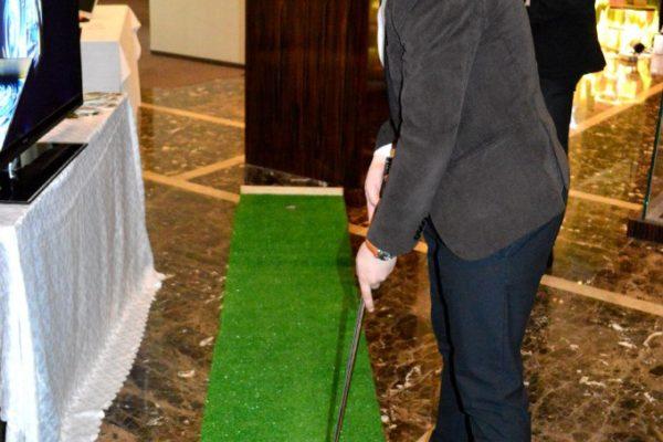 Мини гольф заказать