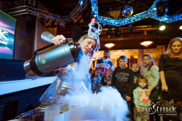 Крио шоу заказать в Туле, Калуге, Москве