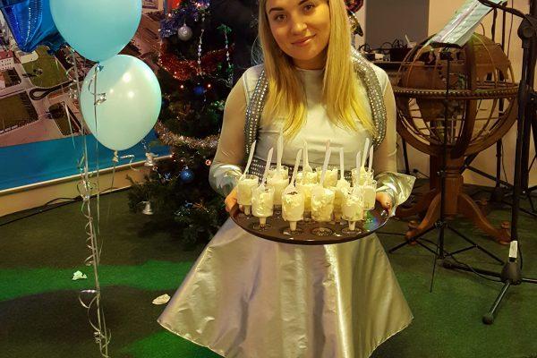 Шоу крио-мороженое заказать в Туле, Калуге, Москве